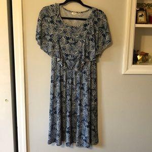 Bearsland nursing dress